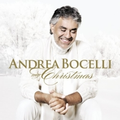 Andrea Bocelli - My Christmas - Deluxe + Dvd