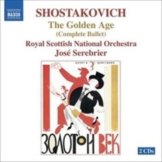 Shostakovich - The Golden Age