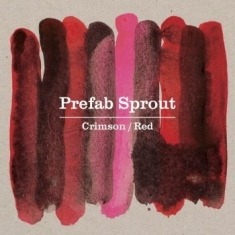 Prefab Sprout - Crimson/Red
