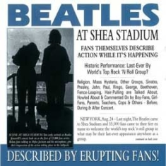 Beatles - At Shea Stadium: Described By Erupt