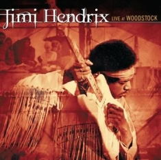 Hendrix Jimi - Live At Woodstock