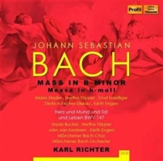 Bach - Mass In B Minor (1961)