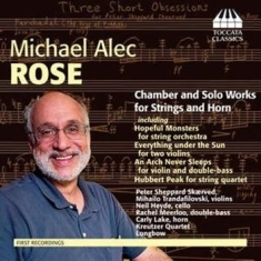 ROSE - Music For Strings And Horn