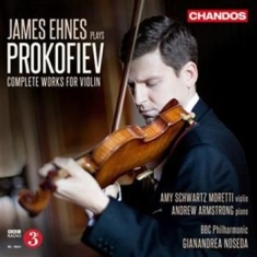 Prokofiev - Complete Works For Violin