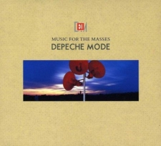 Depeche Mode - Music For The.. -Cd+Dvd-