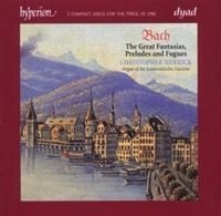 Bach, J.S - Great Fantasias/Preludes/Fugue
