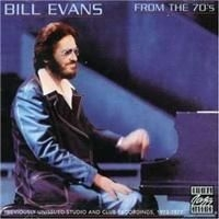 Evans Bill - From The 70's