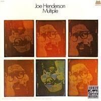 Joe Henderson - Multiple i gruppen CD / Jazz/Blues hos Bengans Skivbutik AB (634094)