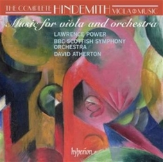 Hindemith - The Complete Viola Music Vol 3