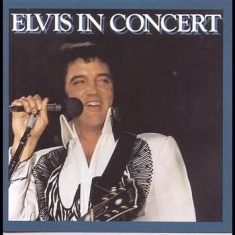 Presley Elvis - In Concert