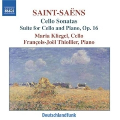 Saint-saens - Cello Sonatas Nos. 1 & 2