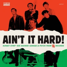 Blandade Artister - Ain't It Hard! The Sunset Strip Sou