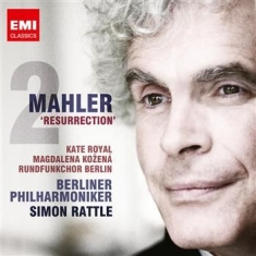 Sir Simon Rattle - Mahler: Symphony No.2