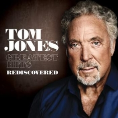 Tom Jones - Greatest Hits Rediscovered