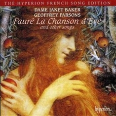 Faure, Gabriel - Chanson Deve /Other Songs