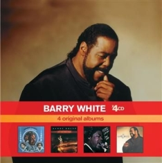 Barry White - Barry White X4