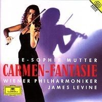 Mutter Anne-sophie, Violin - Carmen-Fantasi