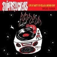Supersuckers - Live At Barts Cd Cellar And Record