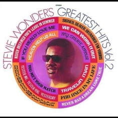 Stevie Wonder - Greatest Hits 2 - Re-M