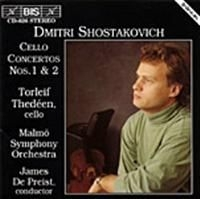 Shostakovich, Dmitry - Cello Conc 1/2