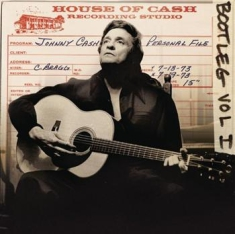 Cash Johnny - Johnny Cash Bootleg, Volume 1: Pers