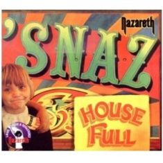 Nazareth - Snaz - Deluxe 2Cd Edition