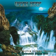 Uriah Heep - Official Bootleg Vol Iii - Live In