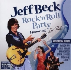 Jeff Beck - Rock 'n' Roll Party - Honoring