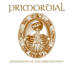 Primordial - Redemption At The Puritans Hand Cd+