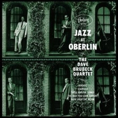Brubeck Dave - Jazz At Oberlin - Ocjr