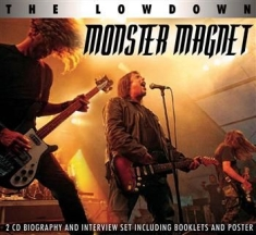 Monster Magnet - Lowdown The (Biography + Interview)