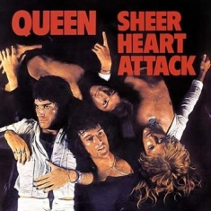 Queen - Sheer Heart Attack - 2011 Rem