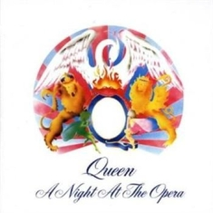Queen - Night At The Opera - 2011 Rem