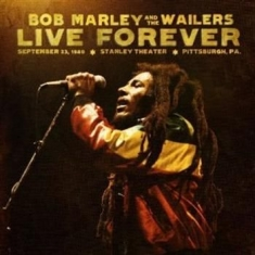 Marley Bob & The Wailers - Live Forever - Deluxe Edition