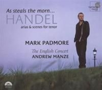 Händel/ Padmore, Mark/ Manze, Andre - As Steals The Morn