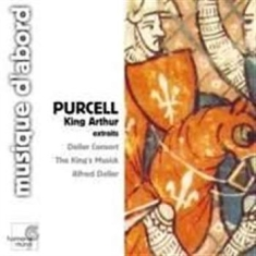 Purcell, Henry - King Arthur (Extraits)