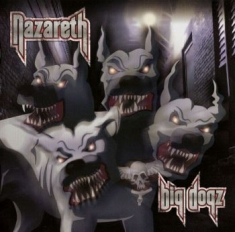 Nazareth - Big Dogs [import]