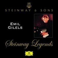 Gilels Emil, Piano - Steinway Legends