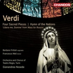 Verdi - Four Sacred Pieces