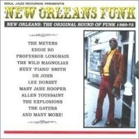 Blandade Artister - New Orleans Funk: The Original Soun