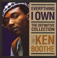 Boothe Ken - Everything I Own - Definitive Colle