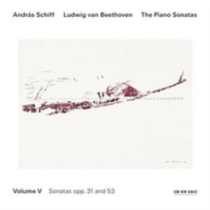 Beethoven, Ludwig Van - The Piano Sonatas, Volume V