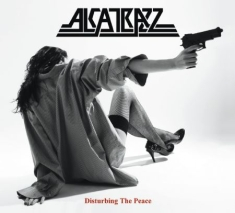 Alcatrazz - Disturbing The Peace (+ Bonus)