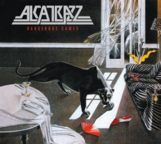 Alcatrazz - Dangerous Games (+ Bonus)