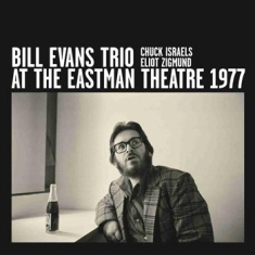 Evans Bill (Trio) - At The Eastman Theatre 1977