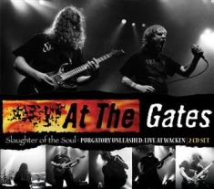 At The Gates - Slaughter Of The Soul / Purgatory U