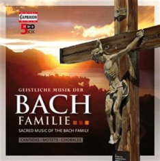 Bach - Sacred Music Of The Bach  Family