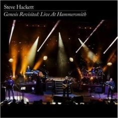 Hackett Steve - Genesis Revisited: Live At Hammersm