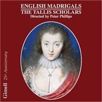 Tallis Scholars, The - English Madrigals