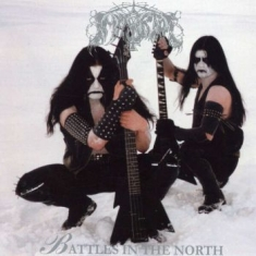 Immortal - Battles In The North